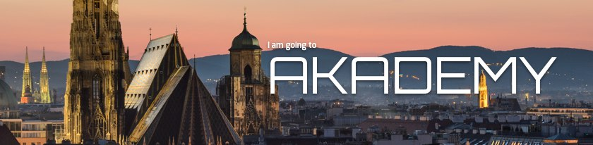 I am going to Akademy!